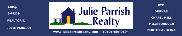 julie parrish realty logo